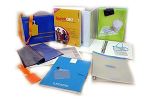 Folders,-badges-and-briefcases-for-conferences-and-courses